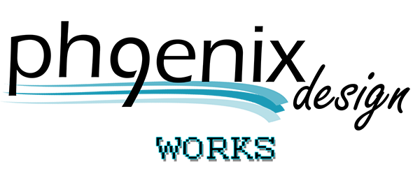 Ph9enix works Logo